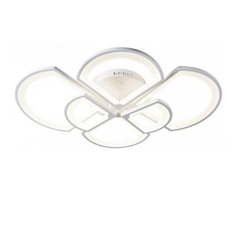 Потолочная светодиодная люстра CX-19085/4+2 WH
