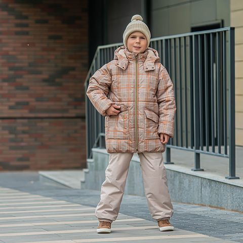 Winter jacket for teens - Scotland