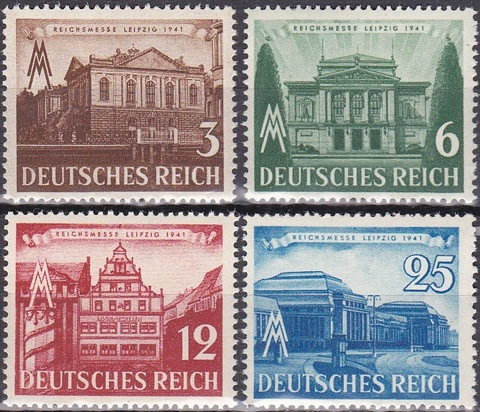 1941 №764-7**MNH