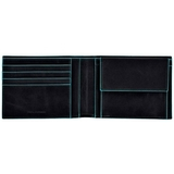 Piquadro Blue Square черный телячья кожа (PU257B2/N)