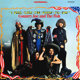Country Joe And The Fish / I-Feel-Like-I'm-Fixin'-To-Die (LP)