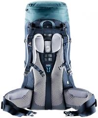 Deuter Aircontact Lite 35+10 Sl Alpinegreen-Forest - рюкзак туристический - 2