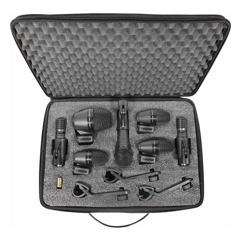 SHURE PGADRUMKIT7 набір мікрофонів для ударних