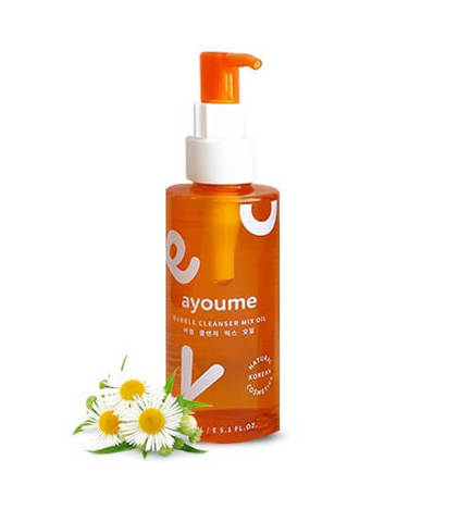 Ayoume Bubble Cleanser Mix Oil