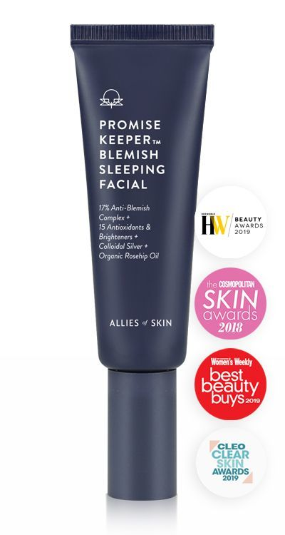 Allies of Skin Promise Keeper Sleeping Facial