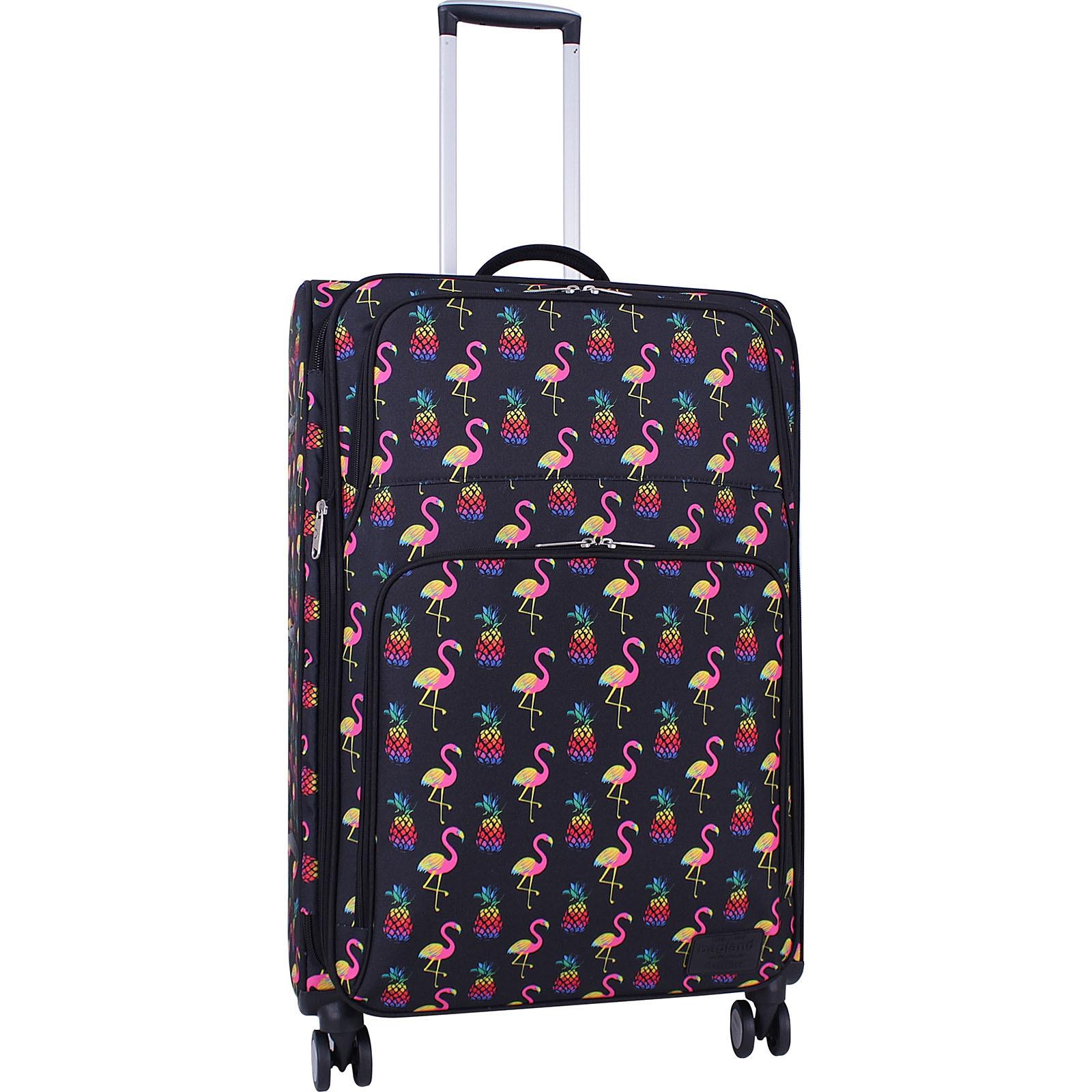 Дорожные чемоданы Чемодан Bagland Валенсия большой дизайн 83 л. сублімація 361 (0037966274) IMG_5499_суб.361_.JPG