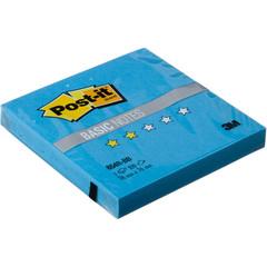 Стикеры Post-it Basic 76х76 мм пастельные голубые (1 блок, 100 листов)
