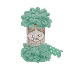 Пряжа Alize Puffy цвет 490