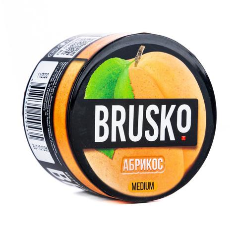 Кальянная смесь BRUSKO 50 г Абрикос