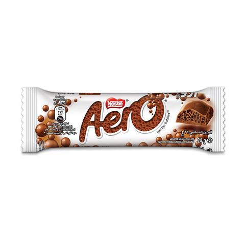 Шоколадный батончик Nestle Aero 24 гр