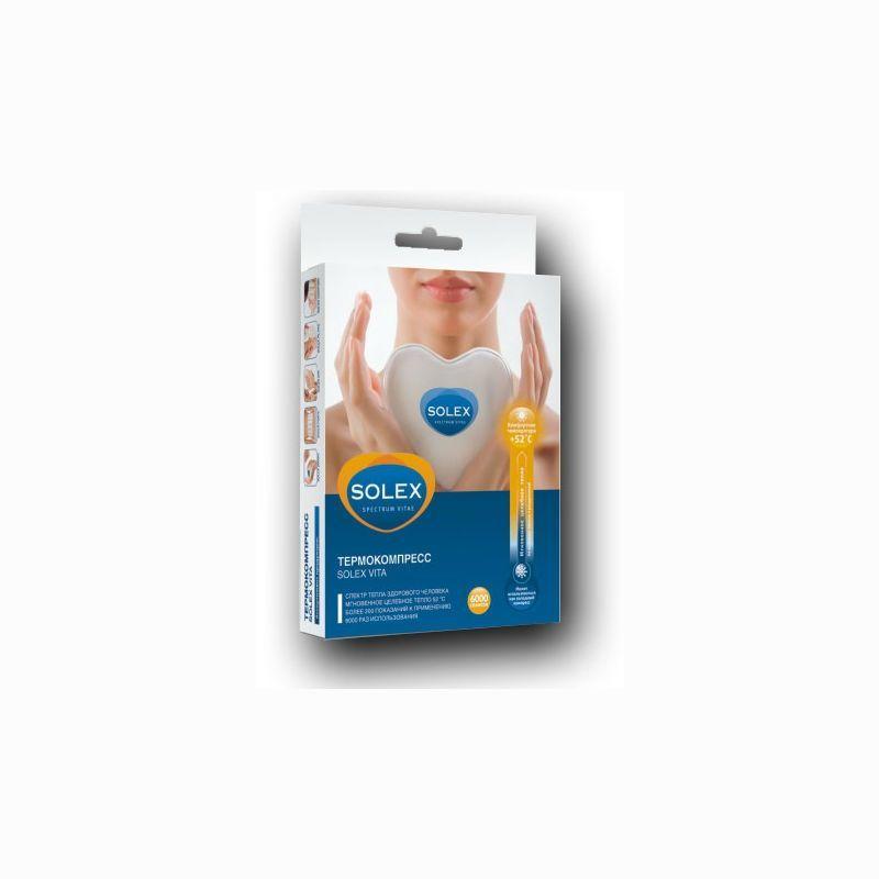 Охлаждающие, согревающие компрессы, грелки Многоразовый термокомпресс ДЕЛЬТА-ТЕРМ Solex Vita 531898dc97e07.jpg