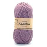 Пряжа Drops Alpaca 3800 пыльная сирень