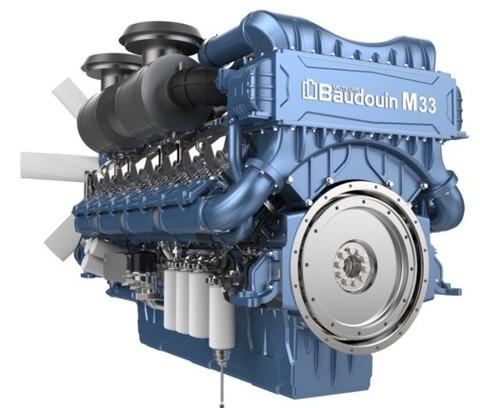 Baudouin 16M33G1700/5