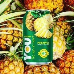 Напитки тропические с соком Ананаса