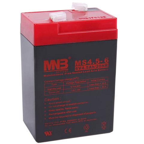 Аккумулятор MNB MS4.5-6