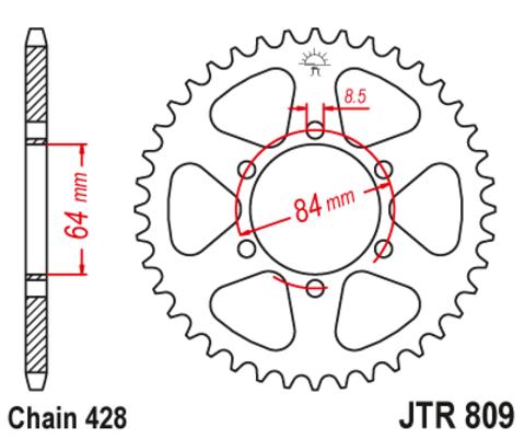 JTR809