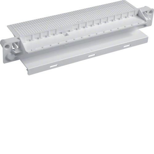 Вводная панель съёмная, запасная, для щитов Volta 1-4-х рядных, встраиваемых