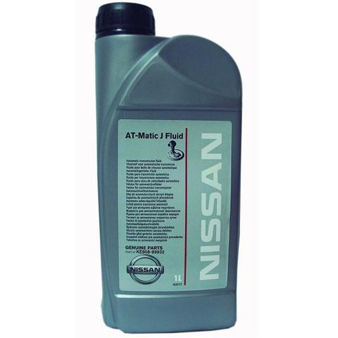 Nissan  Matic Fluid J (Европа)