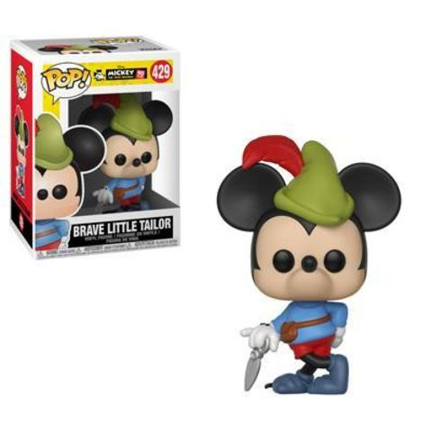 Funko POP! Disney: Mickey's 90th Birthday: Brave Little Tailor