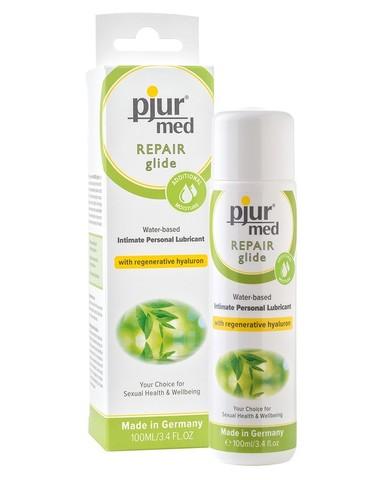 Pjur - Med Repair - 100 мл, смазка с эффектом регенерации слизистой