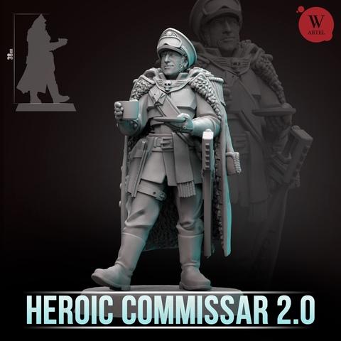 Heroic Commissar