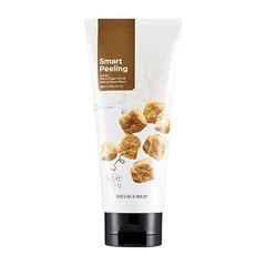 Скраб для лица THE FACE SHOP Smart Peeling Honey Black Sugar Scrub 120ml
