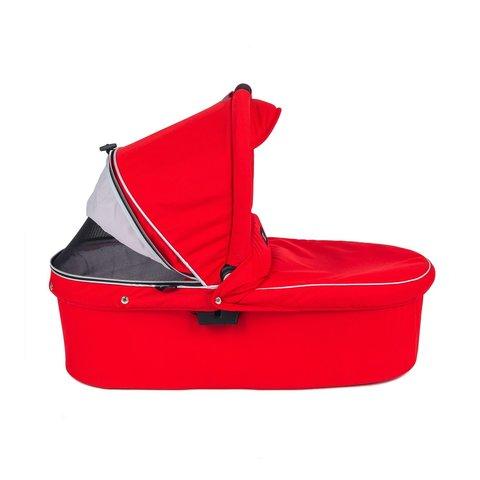 Люлька Valco baby Q Bassinet для Trimod X, Snap 4 Ultra, Quad X / Fire red