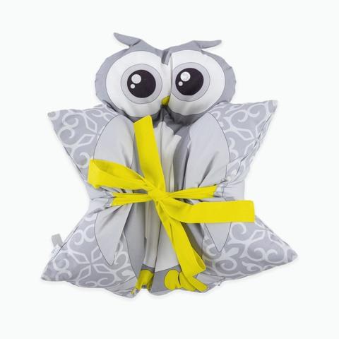 Детская подушка на завязке
