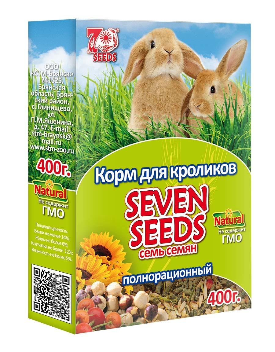 Корм Корм для кроликов полнорационный Seven Seeds Special 14.jpg