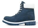 Ботинки Женские Timberland 17061 Waterproof Navy