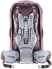 Рюкзак для путешествий женский Deuter Aviant Access Pro 55 SL maron-aubergine - 2