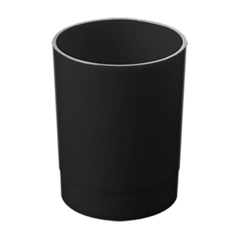 Подставка-стакан для канцелярских мелочей Attache Economy черная