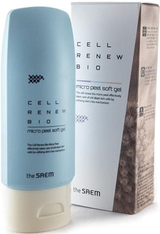 СМ Cell Renew Bio Гель для лица (Пилинг) Cell Renew Bio Micro Peel Soft Gel_R 40мл