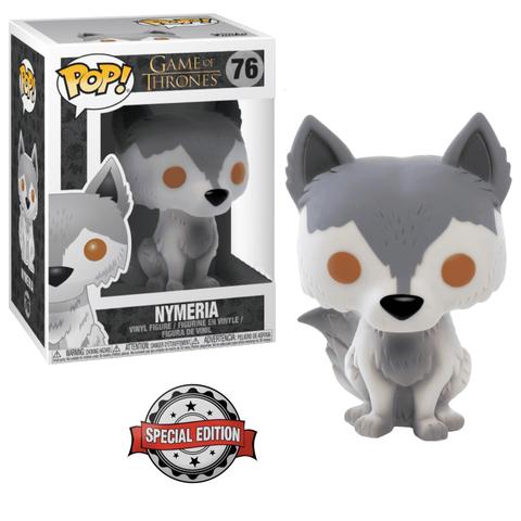 Funko POP! Game of Thrones: Nymeria (Exc)