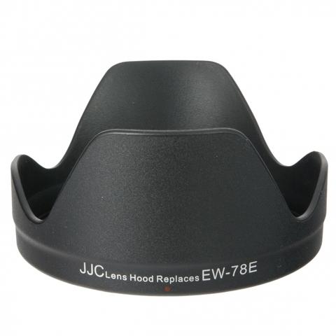 Бленда JJC LH-78E для Canon EF-S 15-85/3.5-5.6 IS