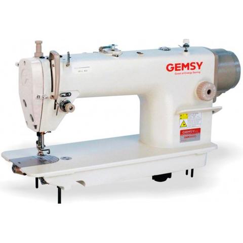 Одноигольная машина челночного стежка Gemsy GEM 8800 D-B | Soliy.com.ua