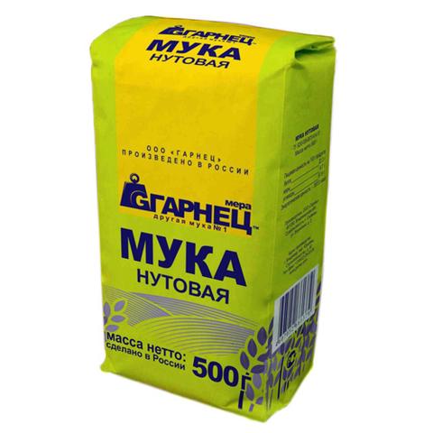 Garnec Мука нутовая 500 гр