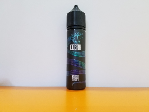 Bourbon Tobacco by COBRA 60ml