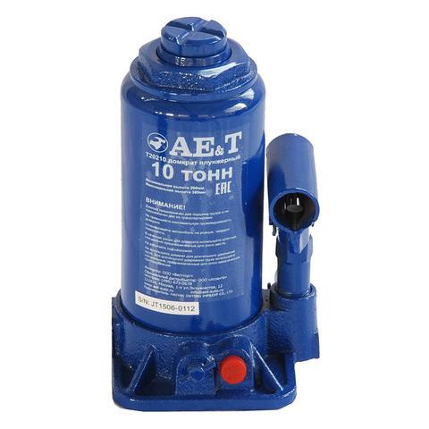 AE&T (T20210) Домкрат бутылочный 10 тонн