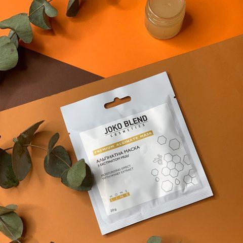 Альгінатна маска з екстрактом меду Joko Blend 100 г (2)