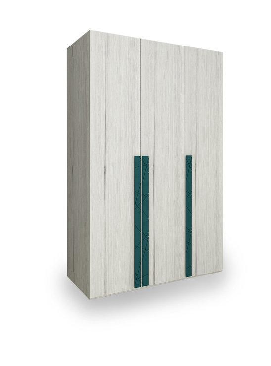 Шкаф НьюТон 3х створчатый