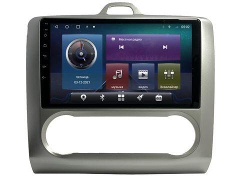 Магнитола для Ford Focus II (05-11) Android 10 4/645GB IPS DSP 4G модель CB-2081TS10