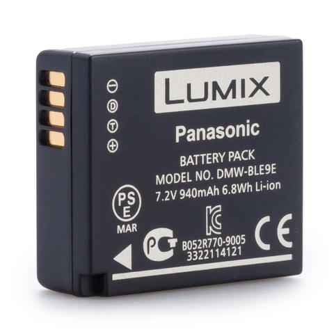 Аккумулятор Panasonic DMW-BLE9