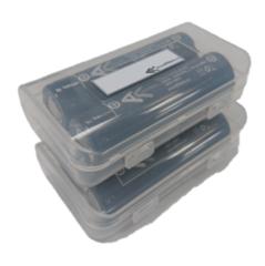 Контейнер для 2 аккумуляторов 18650 AVP