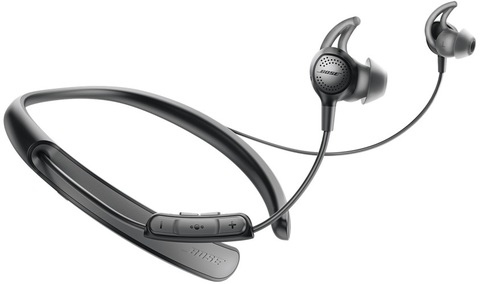 Наушники Bose QuietControl 30 (Black / Черные)