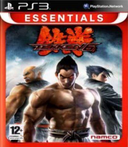 Tekken 6 (PS3, ESN, русская версия)