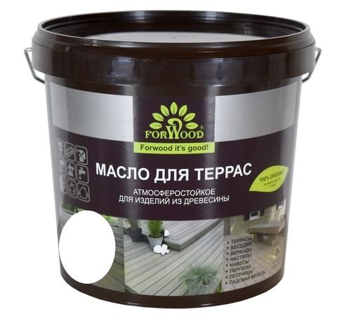 Forwood масло для террас содержащее воск 1л  вд-пф 1601T цвет маренго