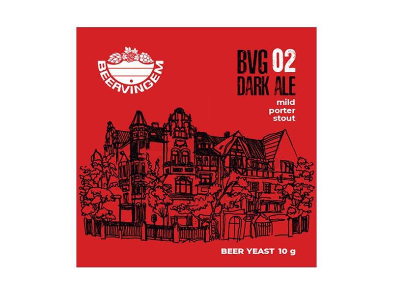Дрожжи пивные Дрожжи Beervingem Dark Ale BVG-02 10г Beervingem_Dark_Ale_BVG-02.jpg