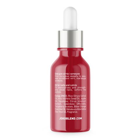 Олія для нігтів і кутикули Nail & Cuticle Therapy Joko Blend 10 мл (3)