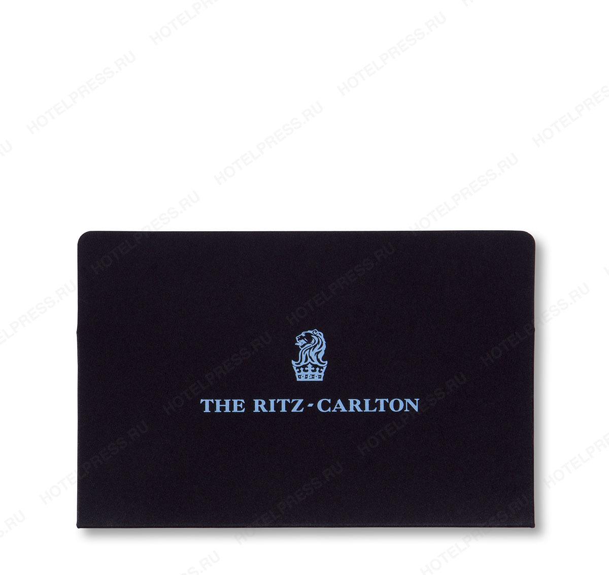 Кардхолдер для ключ карты от номера отеля THE RITZ-CARLTON